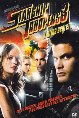 Starship Troopers 3   L'arma segretastreaming ita altadefinizione