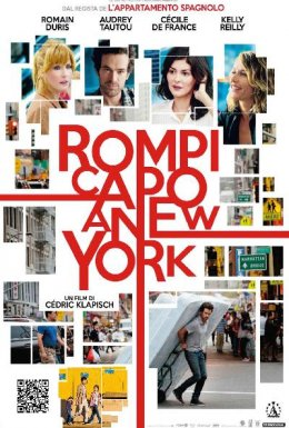 Rompicapo a New York streaming