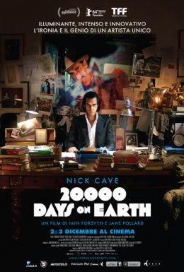 20 000 Days on Earthstreaming ita in altadefinizione