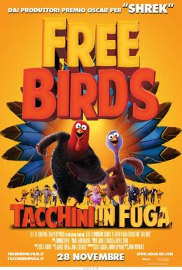 Free birds   Tacchini in fuga streaming ita in altadefinizione