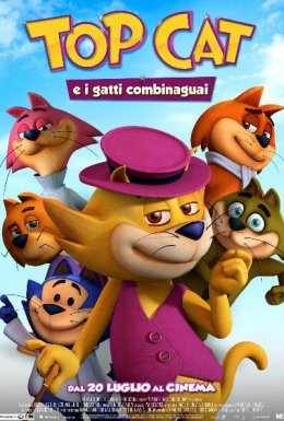 Top Cat e i gatti combinaguai streaming ita in altadefinizione