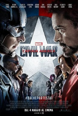 Captain America  Civil War streaming ita in altadefinizione