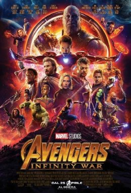 Avengers 3   Infinity War streaming ita in altadefinizione
