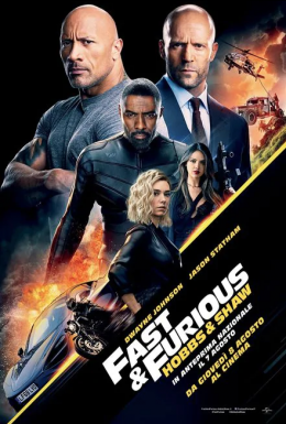 Fast and Furious   Hobbs and Shaw streaming ita in altadefinizione