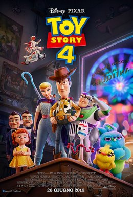 Toy Story 4 streaming ita in altadefinizione