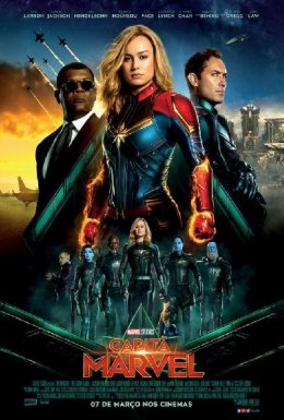Captain Marvel streaming ita in altadefinizione