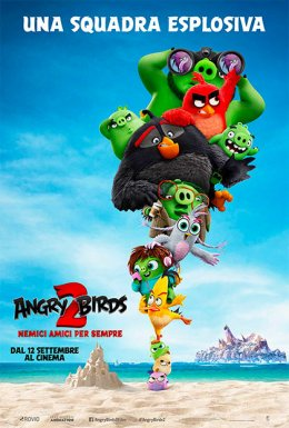 Angry Birds 2 - Nemici amici per sempre streaming